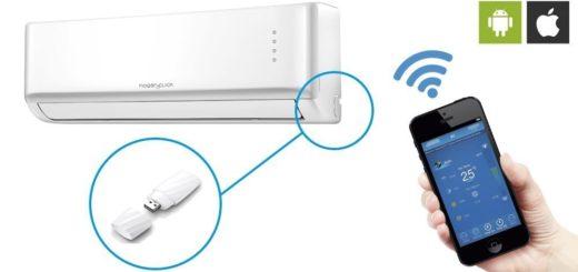 Aire Acondicionado con WiFi