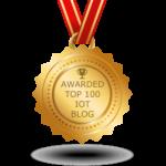 Top 100 Blog y Web IoT