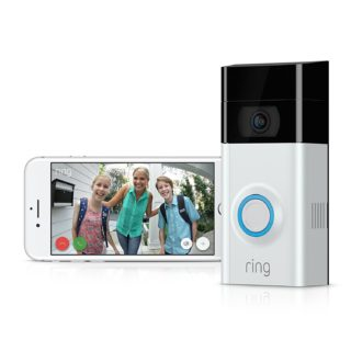 Ring 8VR1S7-0EU0 - Video Doorbell 2