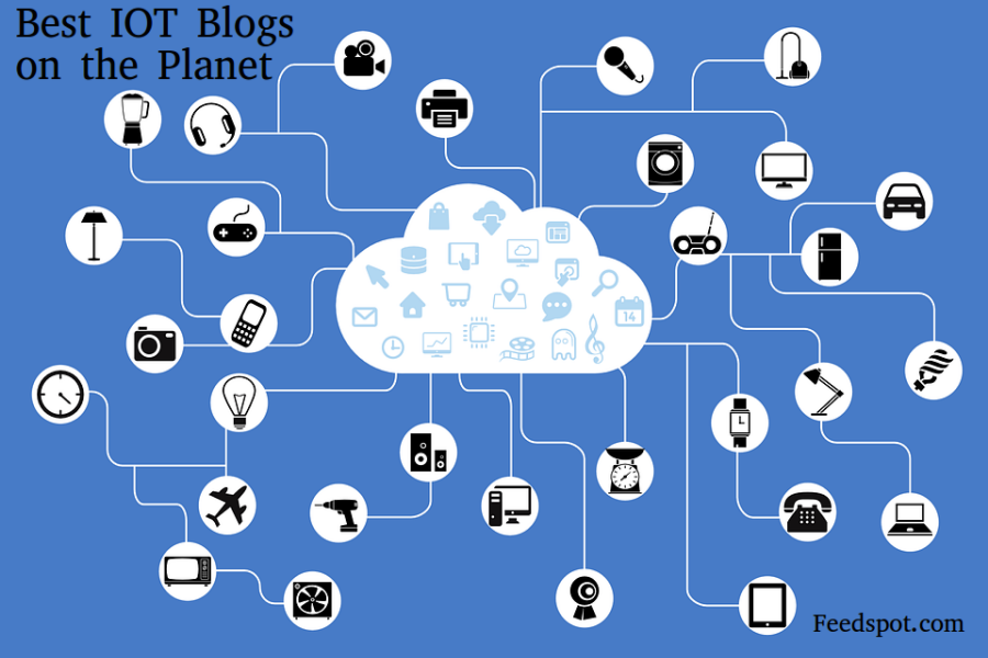 Top 100 de blogs y sitios web de Internet de las Cosas
